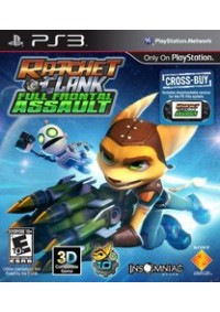 Ratchet & Clank full Frontal Assault/PS3