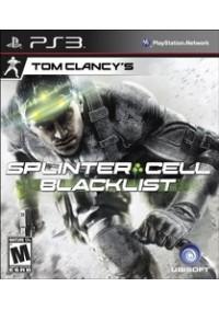 Splinter Cell Blacklist/PS3