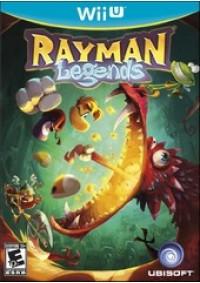 Rayman Legends/Wii U