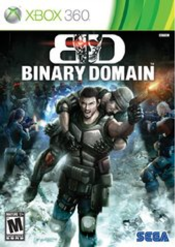 Binary Domain/Xbox 360