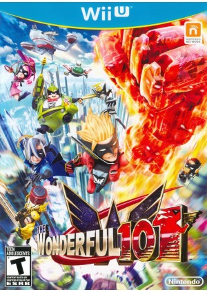 The Wonderful 101/Wii U