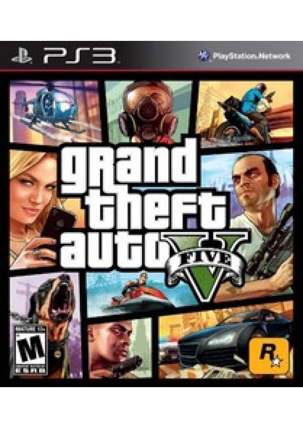 Grand Theft Auto V/PS3