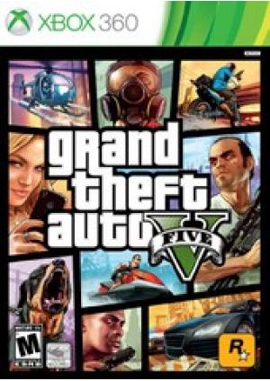Grand Theft Auto V/Xbox 360