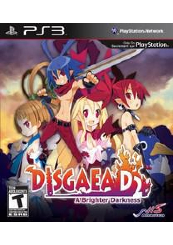 Disgaea D2 A Brighter Darkness/Ps3