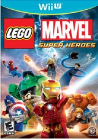 Lego Marvel Super Heroes/Wii U