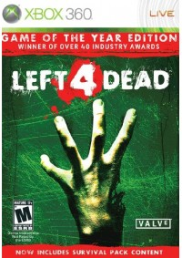 Left 4 Dead Game Of The Year Edition/Xbox 360