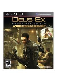 Deus Ex Human Revolution Director's Cut/PS3