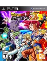 Dragon Ball Z Battle Of Z/PS3