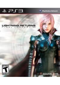 Lightning Returns Final Fantasy XIII/PS3