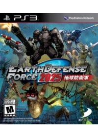 Earth Defense Force 2025/PS3