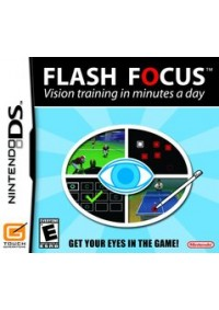 Flash Focus Vision Training/DS
