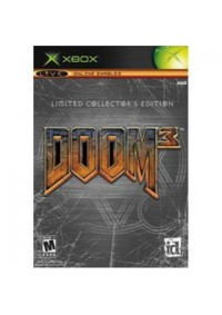 Doom 3 Limited Collector's Edition/Xbox