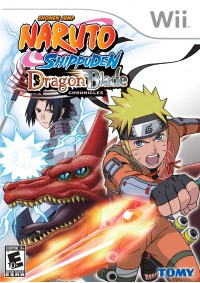 Naruto Shippuden Dragon Blade Chronicles/Wii