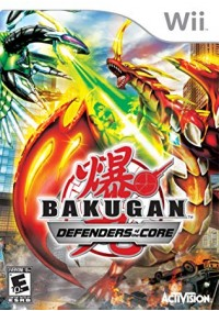 Bakugan Defenders Of The Core/Wii