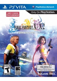Final Fantasy X X-2 HD Remaster/PS Vita
