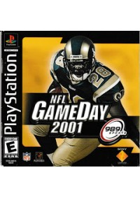 NFL GameDay 2001/PS1