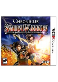 Samurai Warriors Chronicles/3DS
