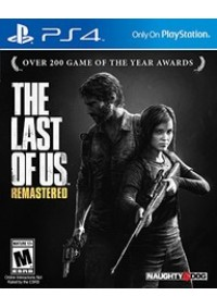 The Last Of Us Remastered/Ps4