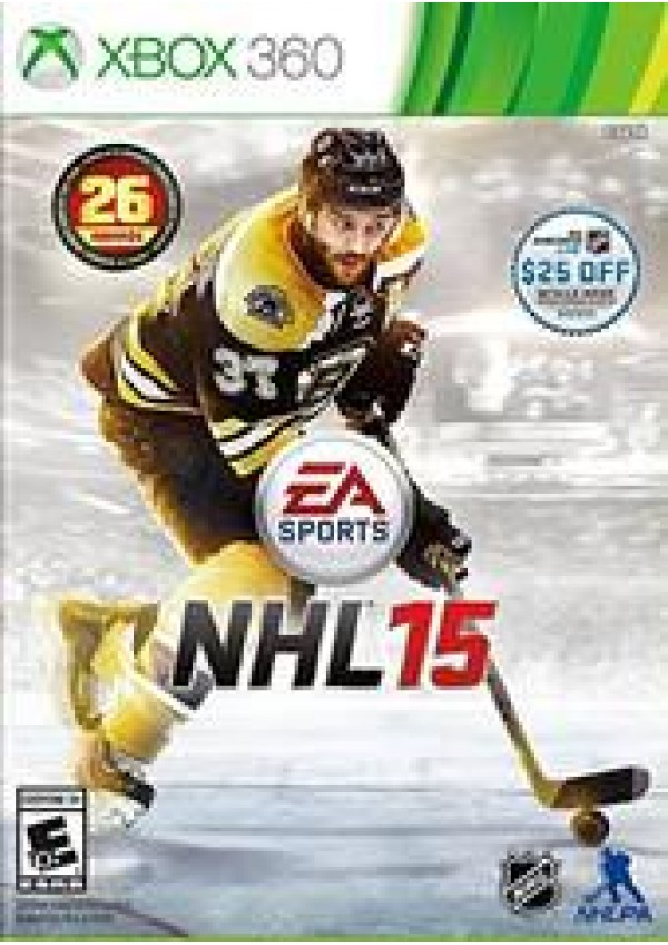 NHL 15/Xbox 360