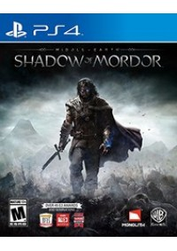 Middle-Earth Shadow Of Mordor/PS4
