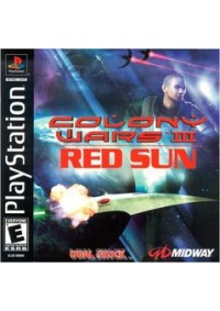 Colony Wars III Red Sun/Ps1