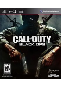 Call Of Duty Black Ops Francais Seulement/PS3