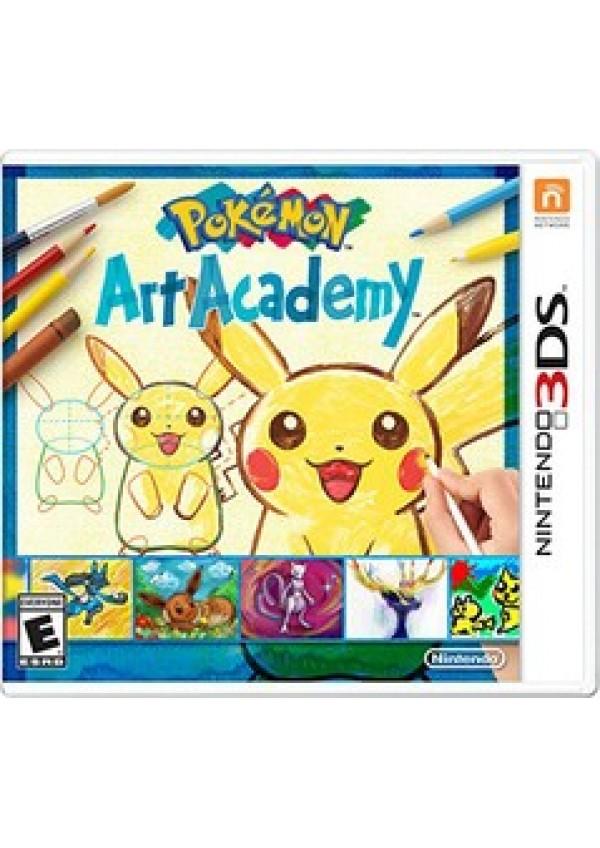 Pokemon Art Academy/3DS