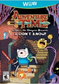 Adventure Time Explore The Dungeon Because I Don't Know/Wii U