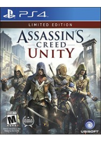Assassin's Creed Unity/PS4