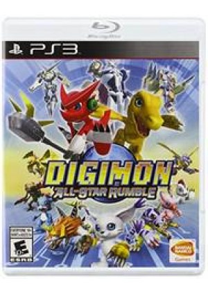 Digimon All-Star Rumble/PS3