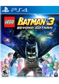 Lego Batman 3 Beyond Gotham/PS4