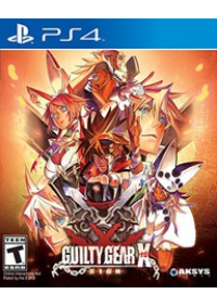 Guilty Gear Xrd Sign/PS4