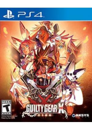 Guilty Gear Xrd Sign/PS4