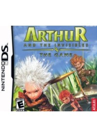 Arthur And The Invisibles The Game/DS
