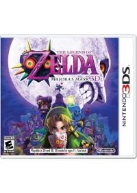 The Legend Of Zelda Majora's Mask 3D/3DS