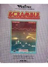 Scramble/Vectrex