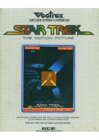 Star Trek The Motion Picture/Vectrex