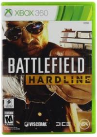 Battlefield Hardline/Xbox 360