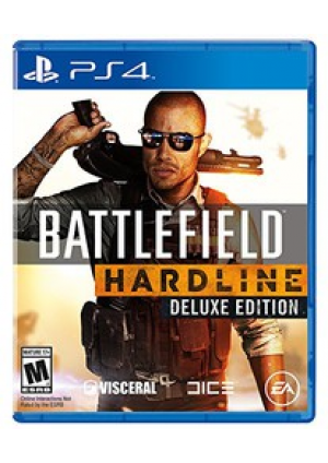 Battlefield Hardline Deluxe Edition/PS4