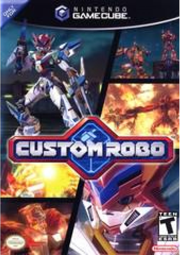 Custom Robo/Game Cube