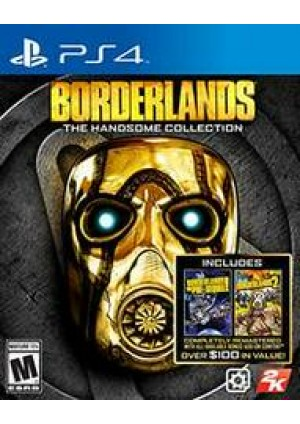 Borderlands The Handsome Collection/PS4
