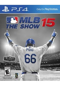 MLB 15 The Show/PS4