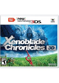 Xenoblade Chronicles 3D/New 3DS