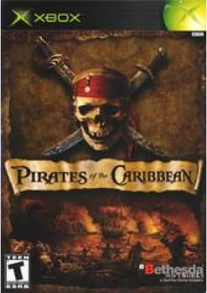 Pirates of the Caribbean /XBOX