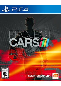 Project Cars/PS4