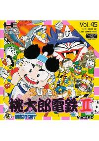 Super Momotestu II (Japonaise) / PC Engine