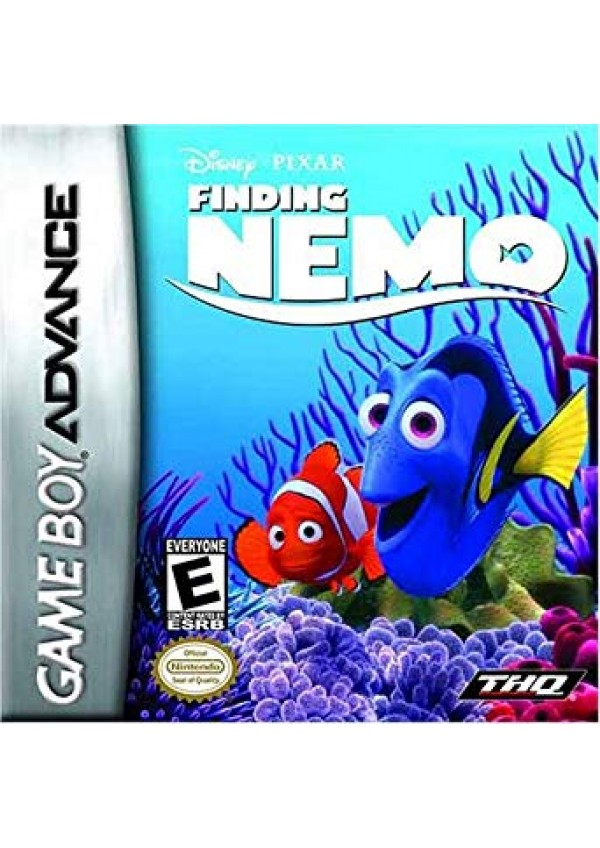 Finding Nemo/GBA