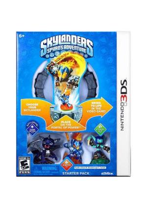 Skylanders Spyro's Adventure Starter Pack/3DS