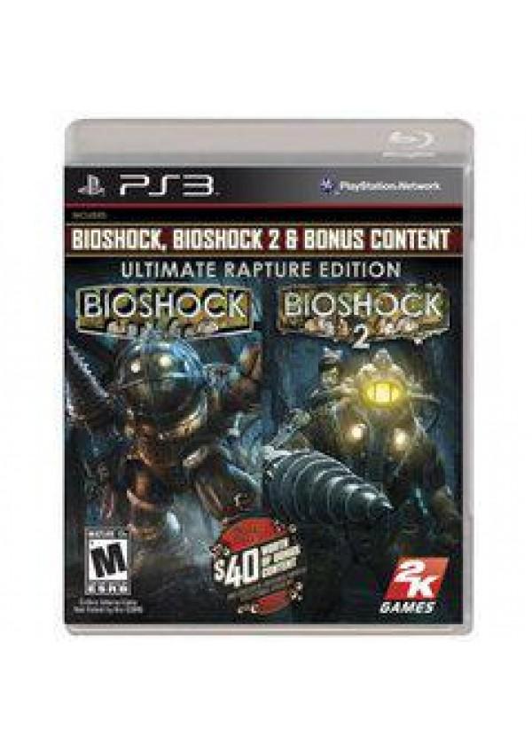 Bioshock Ultimate Rapture Edition/PS3