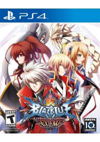 BlazBlue Chrono Phantasma Extend/PS4